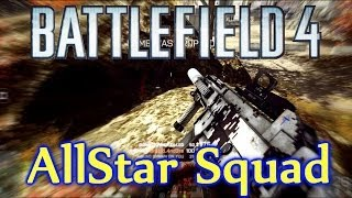 OBLITERATION INTENSITY! (Battlefield 4 Caspian Border Obliteration - BF4 The AllStar Squad)