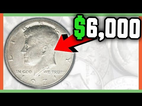 RARE HALF DOLLARS WORTH MONEY - KENNEDY HALF DOLLARS TO LOOK FOR!!