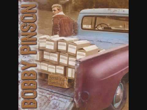 Bobby Pinson - Just to prove I could