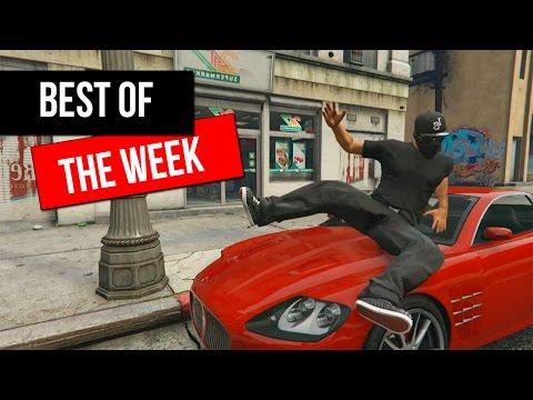 Best Videos of GTA 5 Online! Rockstar Editor (GTA V Online Gameplay)