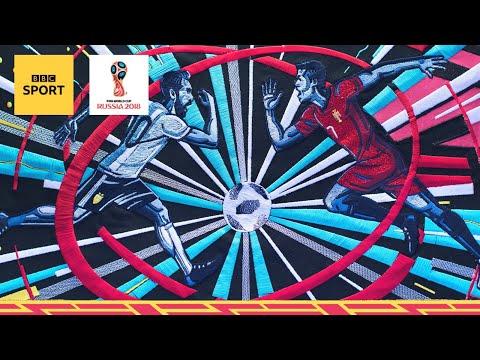 Fifa World Cup 2018 launch trailer - BBC Sport