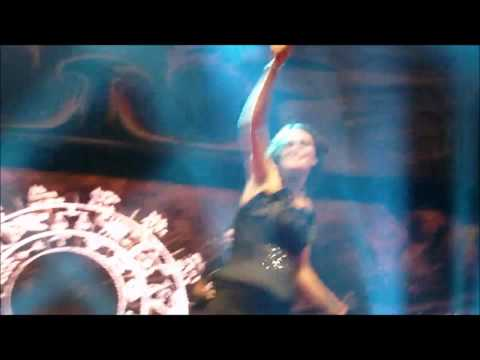 Within Temptation, Q-music showcase - Mother Earth 30/09/11