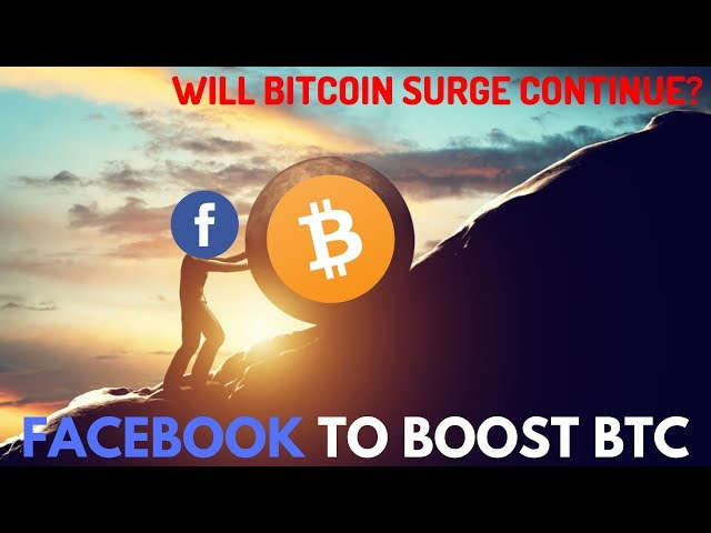 Will Bitcoin Continue to Surge? FB's Coin will Boost BTC Price, Unstoppable Domains - Crypto News
