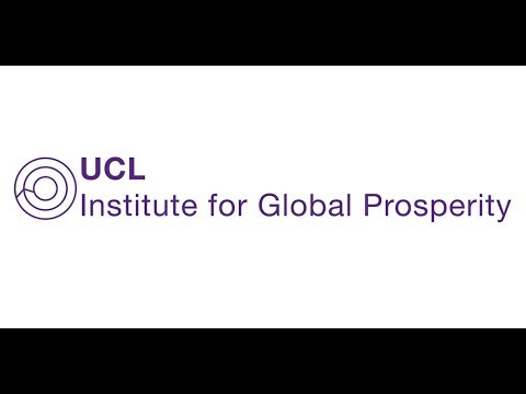 What's it like to study at the Institute for Global Prosperity?