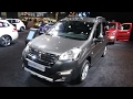 2017 Peugeot Partner Tepee - Exterior and Interior - Auto Show Brussels 2017