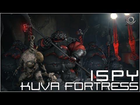 (Warframe) I Spy - Kuva Fortress! - Spy 2.0 Vaults Guide