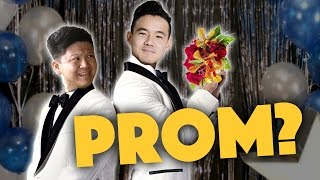WHO DID WE TAKE TO PROM? - Lunch Break!