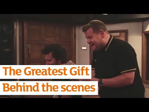 Behind the scenes   Sainsbury's OFFICIAL Ad   Christmas 2016