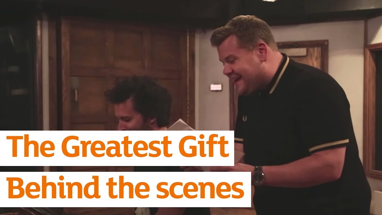 Sainsbury's OFFICIAL Christmas advert 2016 - Behind The Scenes