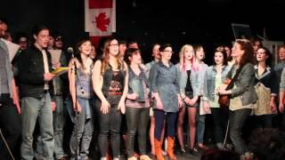 Demon Host - Kingsgate Chorus, by Timber Timbre