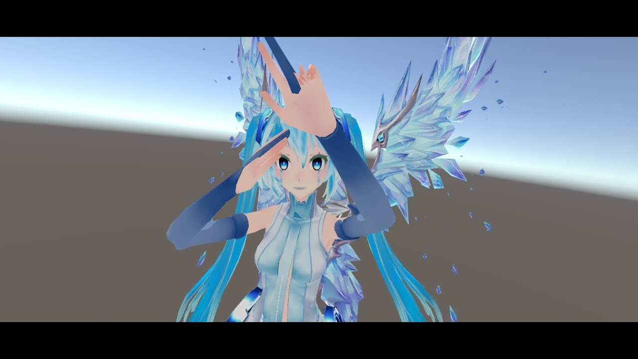 [OUTDATED! NEW VIDEO SOON!] VRCHAT Animated Wings in Blender Tutorial