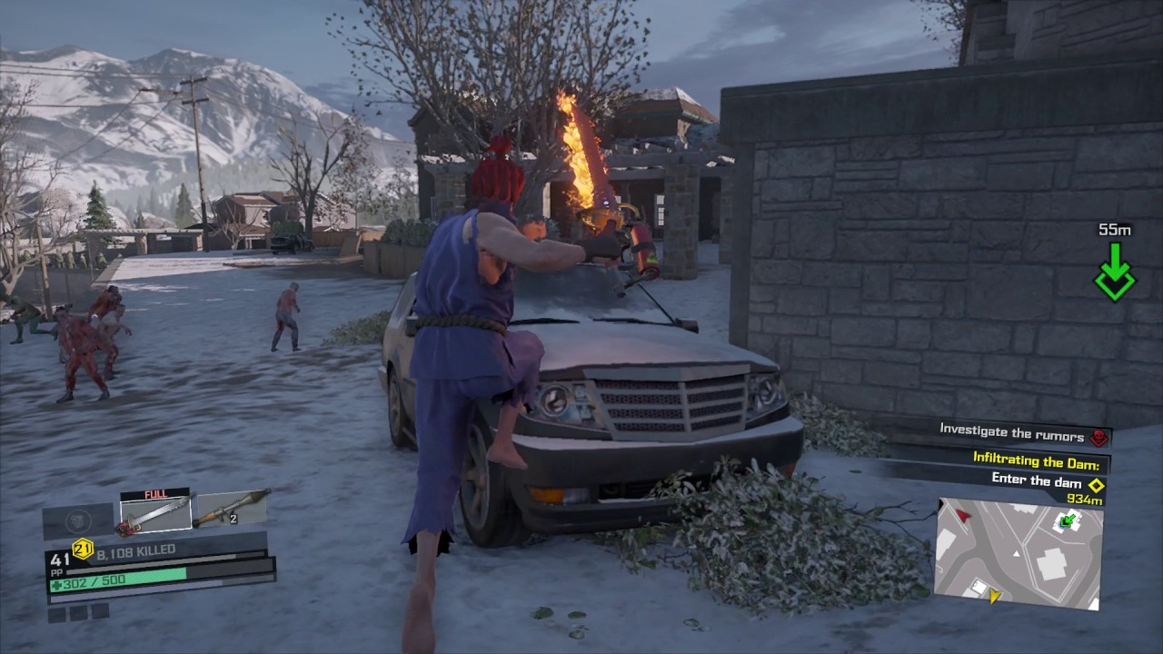 Dead rising 4 get hit maker ranged combo weapon youtube dead rising 4 get hit maker ranged combo weapon malvernweather Image collections