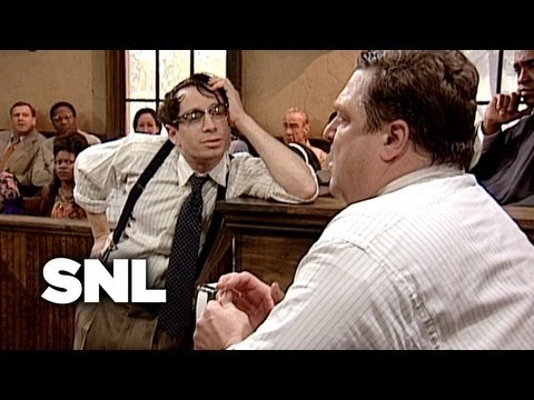 Suel Forrester Southern Lawyer - Saturday Night Live