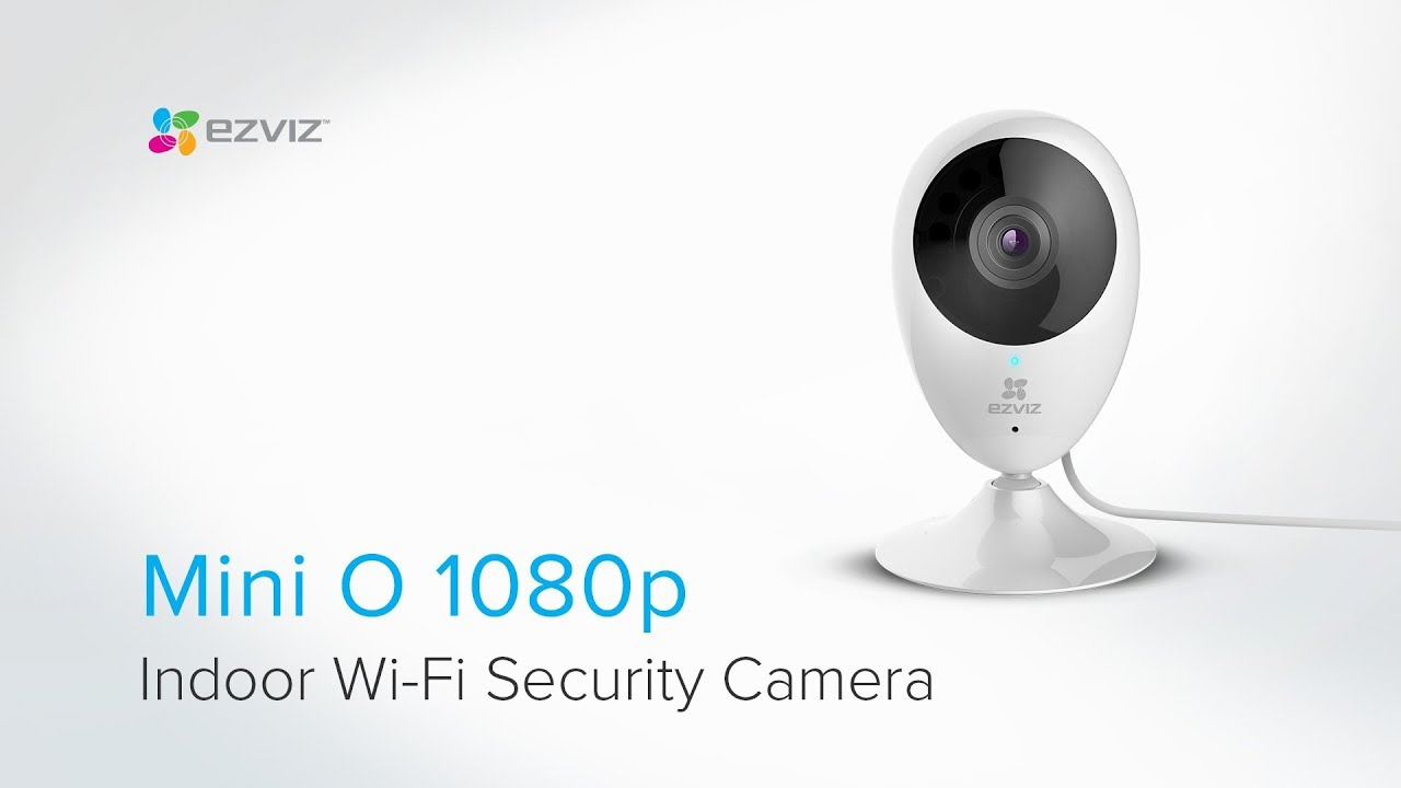 Buy the EZVIZ Mini O Plus Indoor Cloud Wi-Fi IP Camera