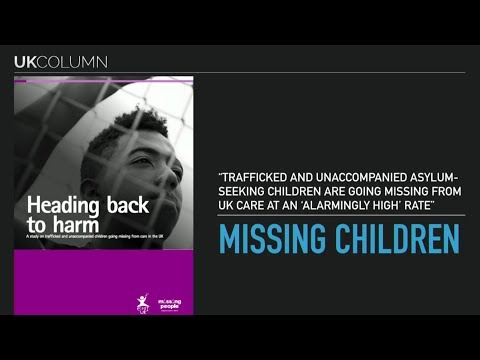 UK Column Thursday 20/07/2017: The Child Trafficking Continues One.