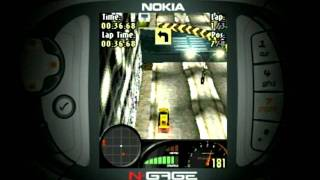 Nokia N-Gage Glimmerati Video Review