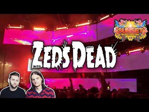 ZEDS DEAD @ Sunset Music Festival 2019