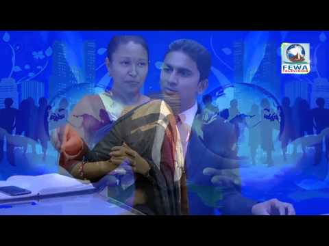 BUSINESS TIMES - WITH  SITA SHRESTHA ( FEWA TELEVISION )