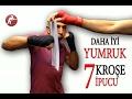 Kick Boks Dersleri #13 Daha İyi Kroşe Atmak İçin 7 İpucu, Güçlü Kroşe Nasıl Atılır?