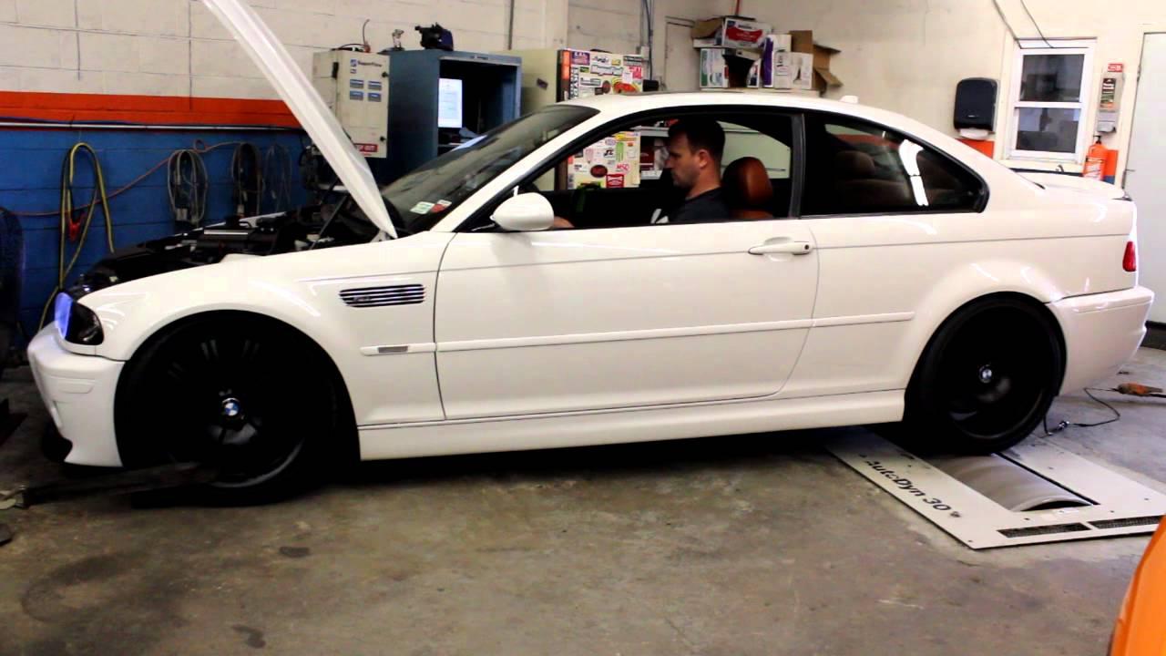 Maximum PSI E46 M3 Turbo Kit   Dexter's SMG Car   YouTube