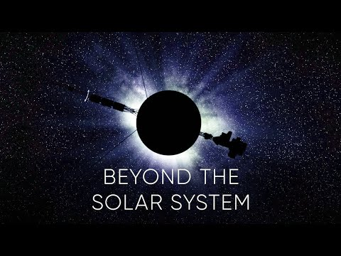 A JOURNEY BEYOND THE SOLAR SYSTEM