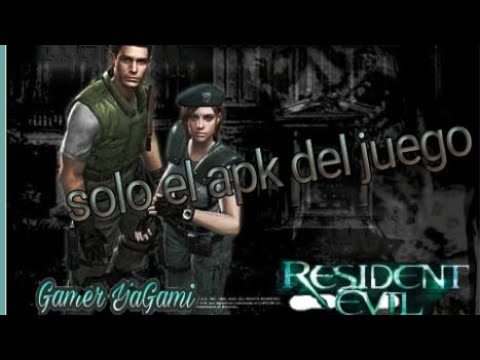 Resident Evil 1 Apk Para Android