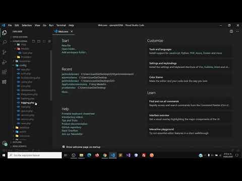 PHP Laravel 7 CRUD Con Tabla De Detalle Parte 1