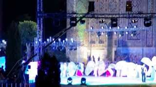 uzbekistan ウズベキスタン サマルカンド国際音楽祭の練習風景