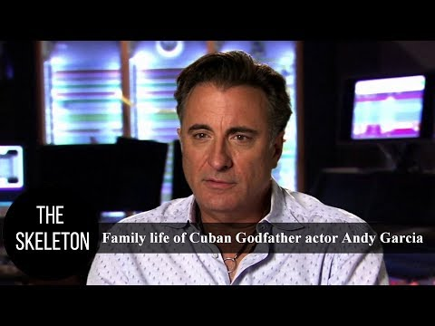 Family life of Cuban Godfather actor Andy Garcia