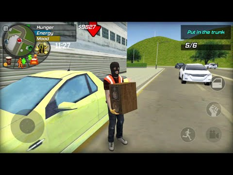 Big City Life Simulator #5 - Android gameplay