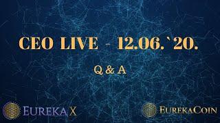 CEO LIVE Q & A