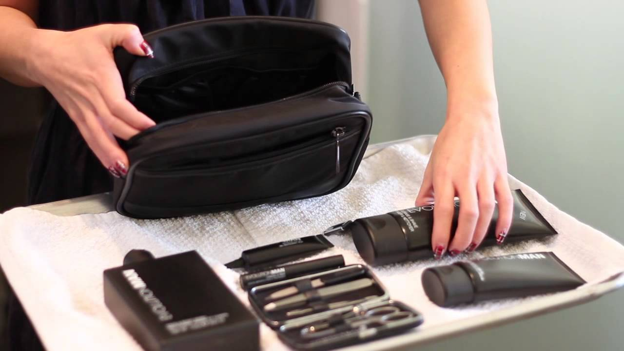 The Best Men s Dopp Kit for Travelers   Men s Grooming Tips - YouTube e43b0b9100581