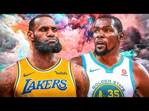 LeBron VS. Durant - The Ultimate Showdown