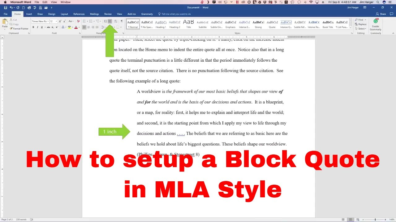 scrivener essay block quote 2018-6-16  get the clarity, confidence, and tools you need to win at work and succeed at life.