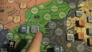 A lonesome Gamer plays Pax Romana 300 - 275 pt 1