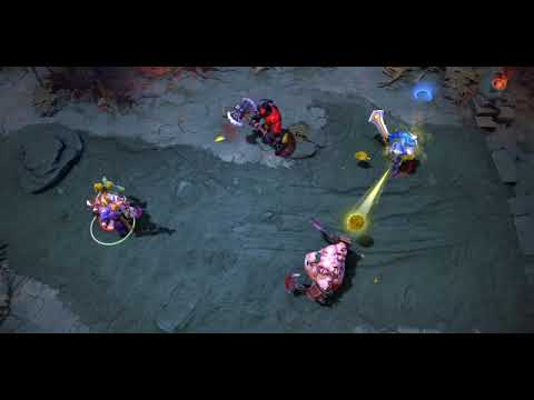 Ultra rare Witch Doctor - TI8