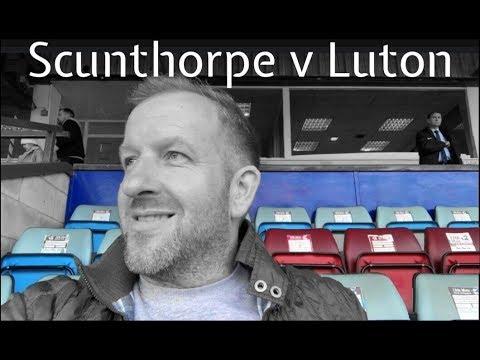 Scunthorpe v Luton