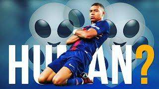 Is Kylian Mbappé Human? 👽 - Skills & Goals   2018/2019 HD