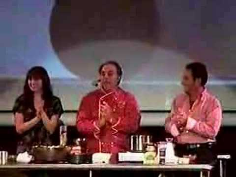 Andy LoRusso The Singing Chef