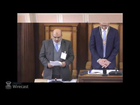 Full Council Meeting - 28th March 2017