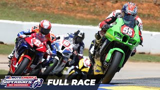 MotoAmerica Stock 1000 Race 2 at Road Atlanta 2021