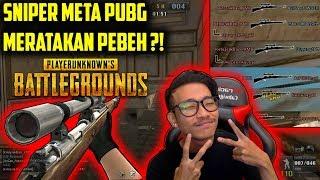 SNIPER PUBG NYASAR KE PEBEH? AUTO RATA BOSH!! // Gameplay Point Blank Zepetto Indonesia