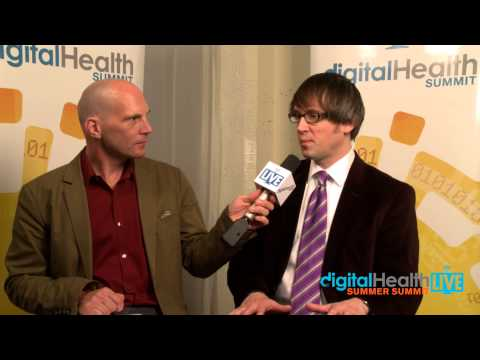 Daniel Ruppar, Global Research Director, Frost & Sullivan @ Digital Health Summer Summit S.F. 2014