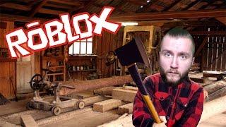 Roblox Po Polsku - Lumber Tycoon 2 #3 /Plaga || Diabeuu