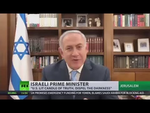 'US lit candle of truth, dispel the darkness' -  Israeli PM on American Jerusalem veto in UNSC