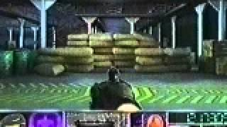 Demolition Man - Official Game Trailer - 1994