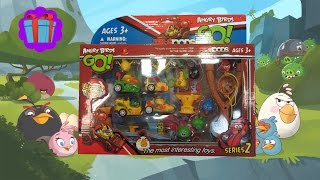 Angry Birds Go Toys! Angry Birds Go Unboxing 2016!