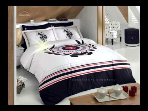 vente linge de maison u s polo disponible chez maison d co nabeul youtube. Black Bedroom Furniture Sets. Home Design Ideas