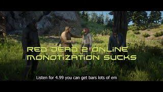 Red Dead 2 Online's Monetization Sucks!