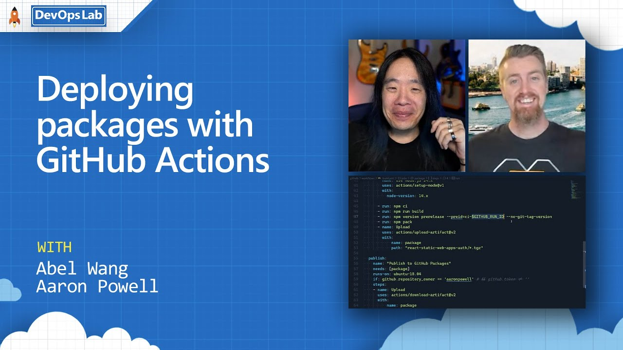 Deploying Packages with GitHub Actions